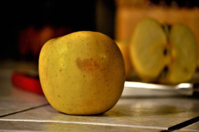 Opal apple. Photo by R.Perkins