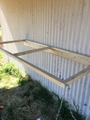 Frame in place