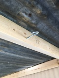 Cain attachment hook on rafter